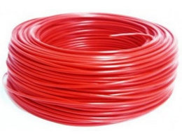Schakeldraad 100 meter rood