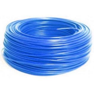 Schakeldraad 0,22mm 500 meter Blauw