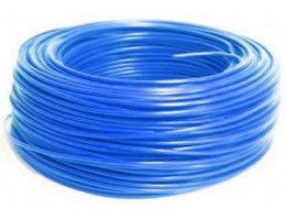 Schakeldraad Blauw 100 meter