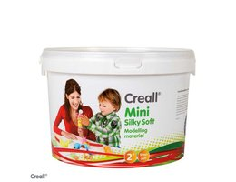 Creall CREALL MINI SILKY SOFT 1350 g yellow bright