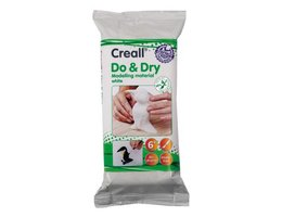 Creall Creall klei 1000 gram wit