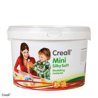 Creall CREALL MINI SILKY SOFT 1350 g red bright