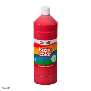 Creall BASICCOLOR 1000 ml 05 l.rood
