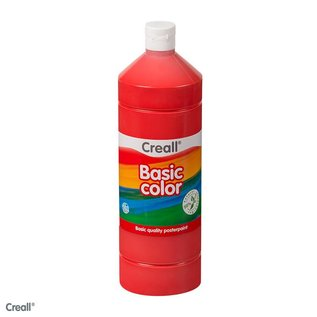 BASICCOLOR 1000 ml 07 pr.rood