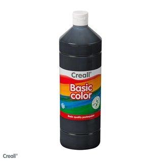 Creall BASICCOLOR 1000 ml 20 zwart