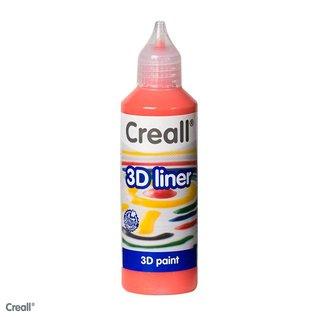 Creall CREALL-3D Liner 80ml 04 rood