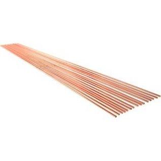 Verkopert staaldraad 2,0mm (1000mm)