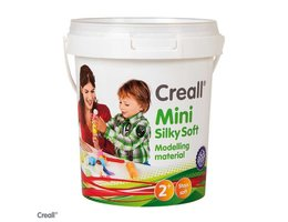 Creall CREALL MINI SILKY SOFT assortment bright colours 350 g