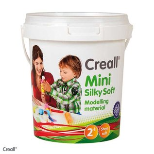 Creall CREALL MINI SILKY SOFT assortment soft colours 350 g