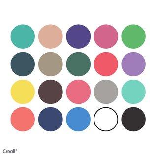 Creall CREALL-FOAM A3 ass. 20 kleuren