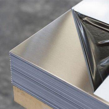 Geliefde aluminium plaat al99,5 2000 x 1000 x 0,5mm - Greenbasic DE01