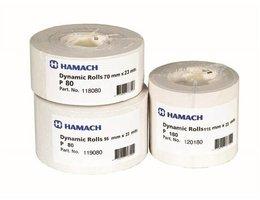 Hamach Dynamic schuurpapier rollen 95 mm x 23 mtr