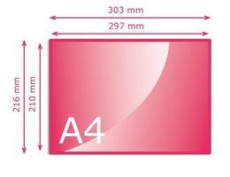 Figuurzaaghout Figuurzaaghout A4-formaat 3mm
