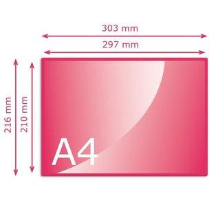 Figuurzaaghout A4 formaat Berken triplex 6mm