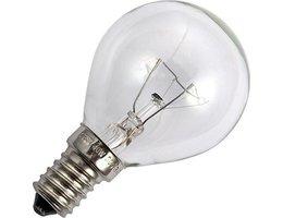 Huismerk Kogellamp helder 25W kleine fitting E14