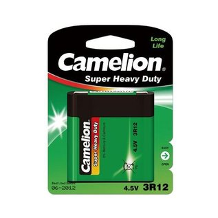 Camelion Platte batterij 4,5 v 3R12