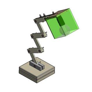 Bouwpakket Bureaulamp