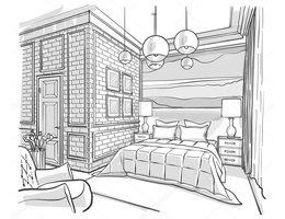 Droomkamer 2 muren