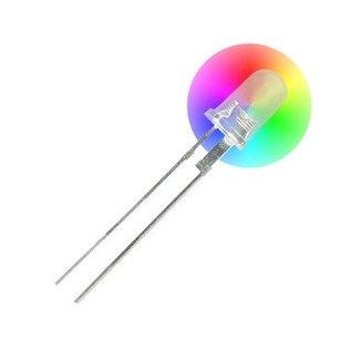 led lampje rgb 3,0-3,2v fast