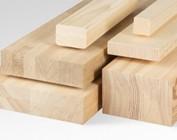 Uw houtprofielen op standaard afmetingen
