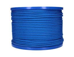 Nylon Nylon koord 4mm 100 meter blauw