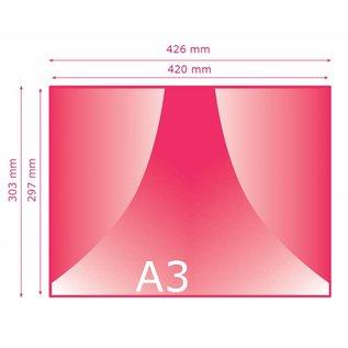 Figuurzaaghout Triplex 3,6mm A3 420 x 297 mm