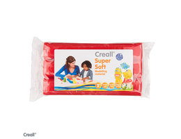 Creall CREALL SUPERSOFT 500 g rood