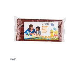 Creall CREALL SUPERSOFT 500 g bruin