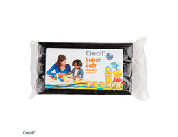 Creall CREALL SUPERSOFT 500 g zwart