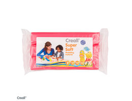 Creall CREALL SUPERSOFT 500 g roze