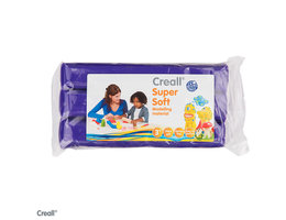 Creall CREALL SUPERSOFT 500 g paars