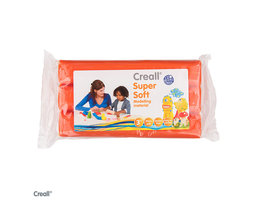 Creall CREALL SUPERSOFT 500 g oranje