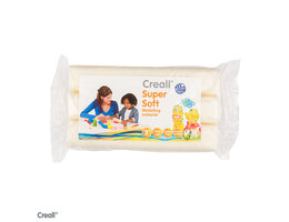 Creall CREALL SUPERSOFT 500 g wit