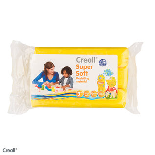 Creall CREALL SUPERSOFT 500 g geel