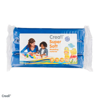 Creall CREALL SUPERSOFT 500 g blauw