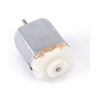 Electromotor 1,5-4,5 volt