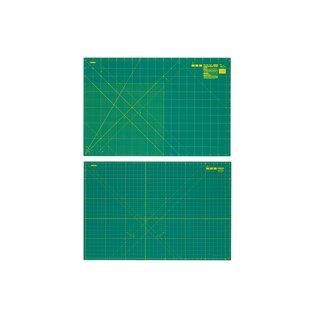 Snijmat groen PVC Snijmat 300 x 450 mm, per stuk