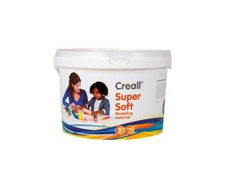 creall CREALL SUPERSOFT 1750 g groen