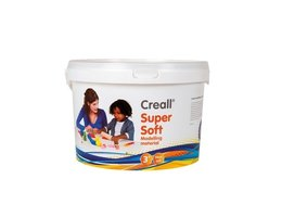 Creall CREALL SUPERSOFT 1750 g safari assortiment