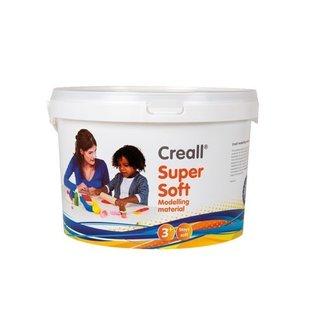 Creall CREALL SUPERSOFT 1750 g safari assortiment