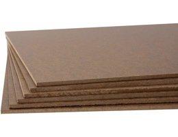 Eucalyptus Hardboard Hardboard 3mm 297 x 21,2 cm