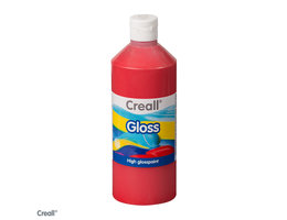Creall CREALL-GLOSS 500 ml 03 rood