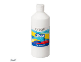 Creall CREALL-GLOSS 500 ml 08 wit