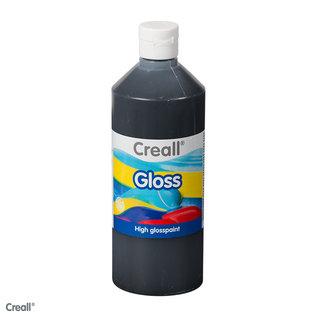 Creall CREALL-GLOSS 500 ml 09 zwart