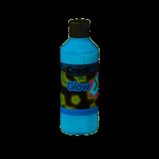 Creall CREALL-GLOW  250ml blauw