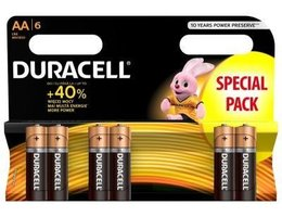 Duracell Duracell AA special pack blister 6 stuks