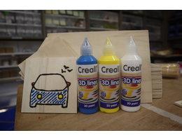 Creall 3D - Liner pakket