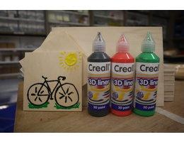 Creall 3D - Liner pakket 2
