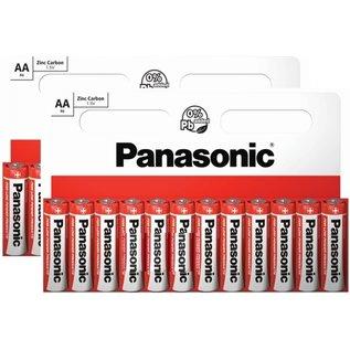 Panasonic Panasonic  batterij AA, 12 stuks