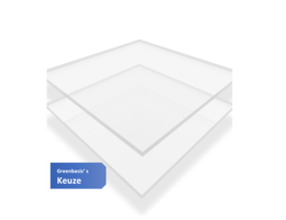 Plexiglas 3mm Budget plexiglas 3mm